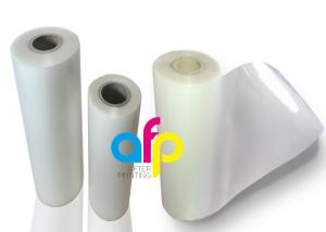 China Printing Packaging Laminating Plastic Film Roll For Surface Protective on sale