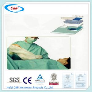 Quality EO-Sterile Delivery Drape Pack for sale