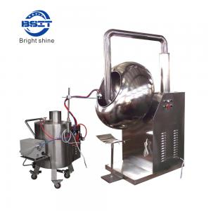 China Tablet Sugar Coating Machine Byc 1000 (A) with contact part with 304 stainless steel on sale