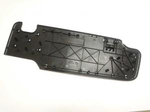 China High PerformanceCar Light Housing Injection Mold For Sun Visor Back Cover on sale