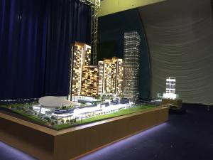 China Modern Architecture Model Building  / Beautiful  Scale Models  Architecture Model Supplies on sale