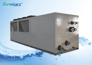 China Energy Saving R407C Monobloc Air Cooled Modular Chiller For Food Process Area on sale