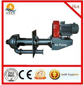 China vertical slurry pump with agitator on sale