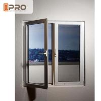 Fashion Design Tilt And Turn Aluminium Windows For House Projects Color Optional