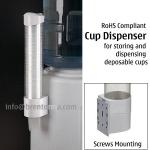 BCD-2 Water Dispenser Use Cup Dispenser Screws-Mounting Cup Holder