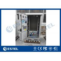 China Double Wall Outdoor Telecom Cabinet , Outdoor Electrical Cabinets And Enclosures on sale