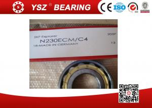China C4  Cylindrical Roller Bearings N230ECM High Precision Low Noise on sale
