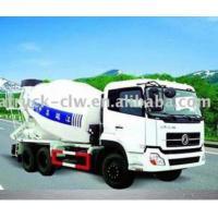 Cement Mixer Truck With 14 Cbm Cement Mixer Drum