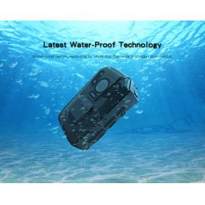China HD 4G WiFi Remote Control Body Camera with Waterproof Shockproof  Police Enforcement Recorder on sale