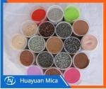 Natural Color Sand Factory