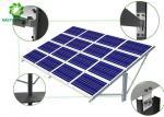 Anodized Aluminium Solar Panel Mounting System  , Solar Panel Pole Mounting System