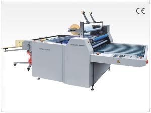 China SFML-720A/ 920A/ 1100A Semi-Auto Laminating Machine on sale