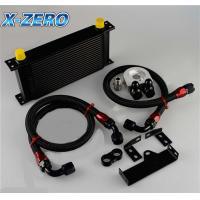 2006-07 Subaru Oil Cooler Kit EJ20 EJ25 , 19 Row Oil Cooler Black Powder Coated