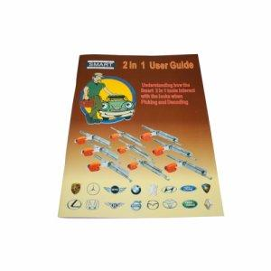 China obd2motor Auto Locksmith Tools Smart 2 IN 1 User Guide on sale