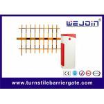 Passagem eletrônica do Bi-sentido da barreira do crescimento da porta de controle remoto da barreira do estacionamento