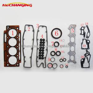 China For PEUGEOT 406 407 807 CITROEN C8 EW12J4 ENGINE PARTS Overhaul Package Complete Gasket 20223800 on sale