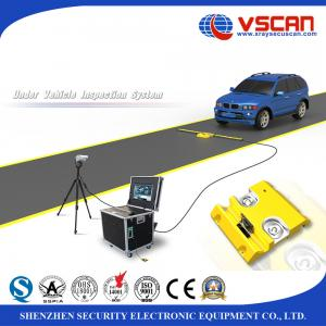 China AT3000 automatic under vehicle inspection system , under vehicle scanning system on sale