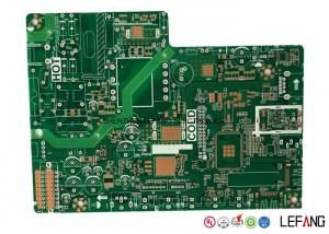 China OEM/ODM Design Double Layer PCB Copper Clad Printed Circuit Board ISO Marked on sale