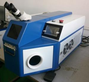 China Metal Yag Laser Welder Jewelry Soldering Machine, 60W laser welder on sale