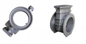 China Customized Ductile Cast Iron Valve Body Valve Parts OEM/ODM Service on sale