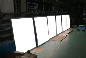 China 1200MM by 1200MM big size 150W  Recessed LED Panel Light 12000LM on sale