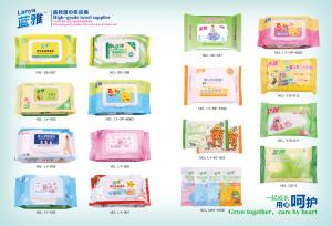 China Cheap Price High Quality Wet Wipe Super Soft Cotton Baby Wet Wipes on sale
