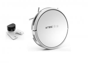 China Super Water Tank Self Cleaning Robotic Vacuum IMD / Glasses Material on sale