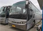 Used Higer Bus For Sales Model KLQ6125 53 Seats Airbag Chassis Good Condition Euro III Coach Bus