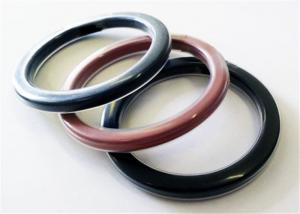China Encapsulated Rubber FKM PFM Automotive O Rings BS Stand O Rings Aging Resistance on sale