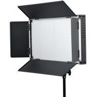 High CRI Black TV Studio Lighting Professional Lights For Film 597 x 303 x 40mm