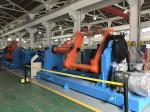 Steel Wire Armoring Wire Stranding Machine 1250mm Single Twister High Performance