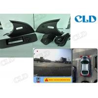 360 Intelligent Parking Assistant System , driver assistance systems and IP67, HD Cameras 720 P