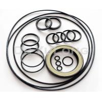 China Hydraulic Pump Motor Seal Kit With High Pressure Shaft Oil Seals Round Shape on sale