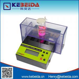 China Appareil de contrôle de type thermostatique de densité relative et de concentration de KBD-120LE d'huile essentielle on sale