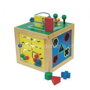 China Activity Play Cube on sale
