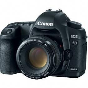 China Canon EOS 5D Mark II 21.1MP Full Frame CMOS Digital SLR Camera on sale