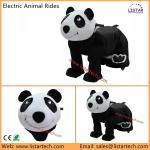 Animal Simulation Toy Plush Animal Rides Children Rocking Animal for Sales