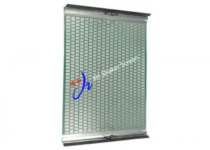 China Flat Type 500 Series API 120 Shale Shaker Screen For Drilling Fluid Centrifuge on sale