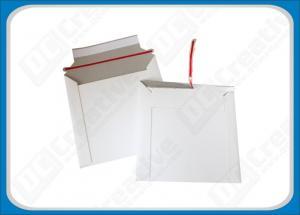 China Flat Protective Self-Seal Cardboard Mailer Envelopes, Express Cardboard Envelopes 7 x 9'' on sale