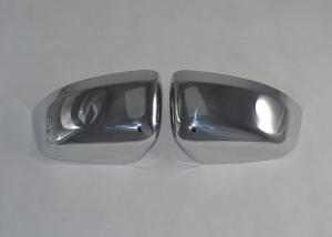 China Customized Chrome Side Mirror Covers Fit Jeep Grand Cherokee 2011 - 2013 on sale