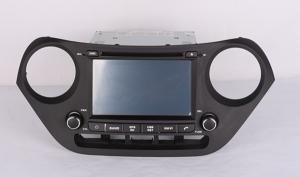 China GPS DVD CD Stereo 5.1 Android Car Multimedia System for HYUNDAI I10 2013 on sale