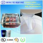 Electronic-pouring silicone raw material for PVC Board
