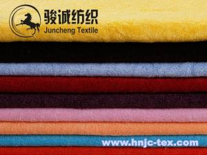 China Water absorption and soft handle micro fabric towel for home and hotel on sale