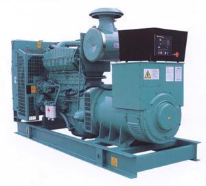 China Cummins Diesel Generator Sets (400KW, 500kVA) on sale