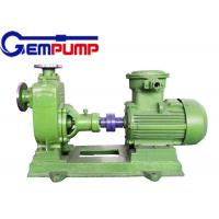 ISO9001 Self Priming Centrifugal Pump , CYZ-A self priming oil pump