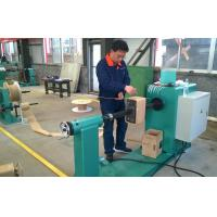 manual horizontal LV Wire Coil Winding Machine