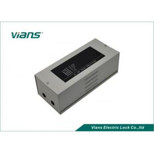 China Linear 12V 3A Power Supply For Door Lock Entry Access Control System , 182*79*62mm on sale