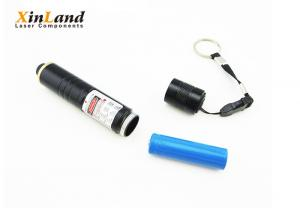China Long Distance Battery Operated Laser Pointer / 5mw 532nm Green Laser Pointer on sale
