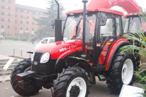 China 75HP Agriculture Tractor with Cab on sale