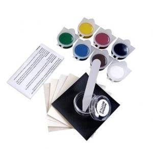 China Practical No Heat Liquid Leather & Vinyl Repair Kit Restoration Maintenance Tool 7 Colors Car Leather  Repairing Tool on sale
